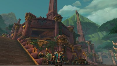 World of Warcraft: Battle for Azeroth review -- this war is off to a