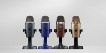 Blue Yeti Nano is a smaller take on a popular USB mic for Twitch streamers