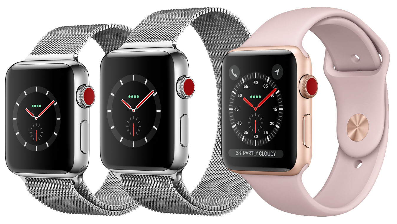 apple watch series 4 will benefit from pent up premium wearable demand venturebeat. Black Bedroom Furniture Sets. Home Design Ideas