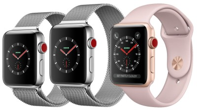 Apple Watch Series 4 will benefit from pent-up premium wearable