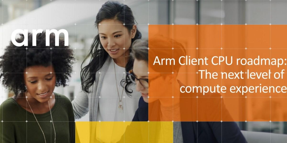 ARM promises 15-percent-plus annual improvements in its client CPUs.