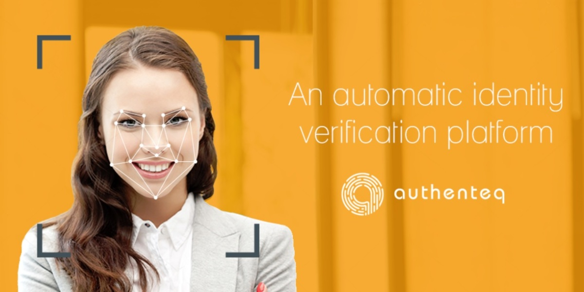 Authenteq can scan your identity for web site signups.