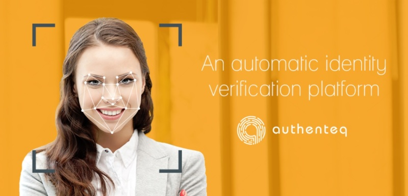 Authenteq can scan your identity for site registrations.