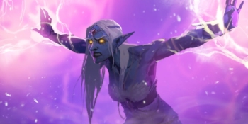 World of Warcraft's Rise of Azshara update finally takes us to Nazjatar