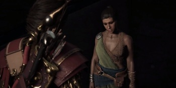 Assassin's Creed: Odyssey hands-on preview — Taking on the Writhing Dread