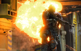Call of Duty: Black Ops 4 in action.
