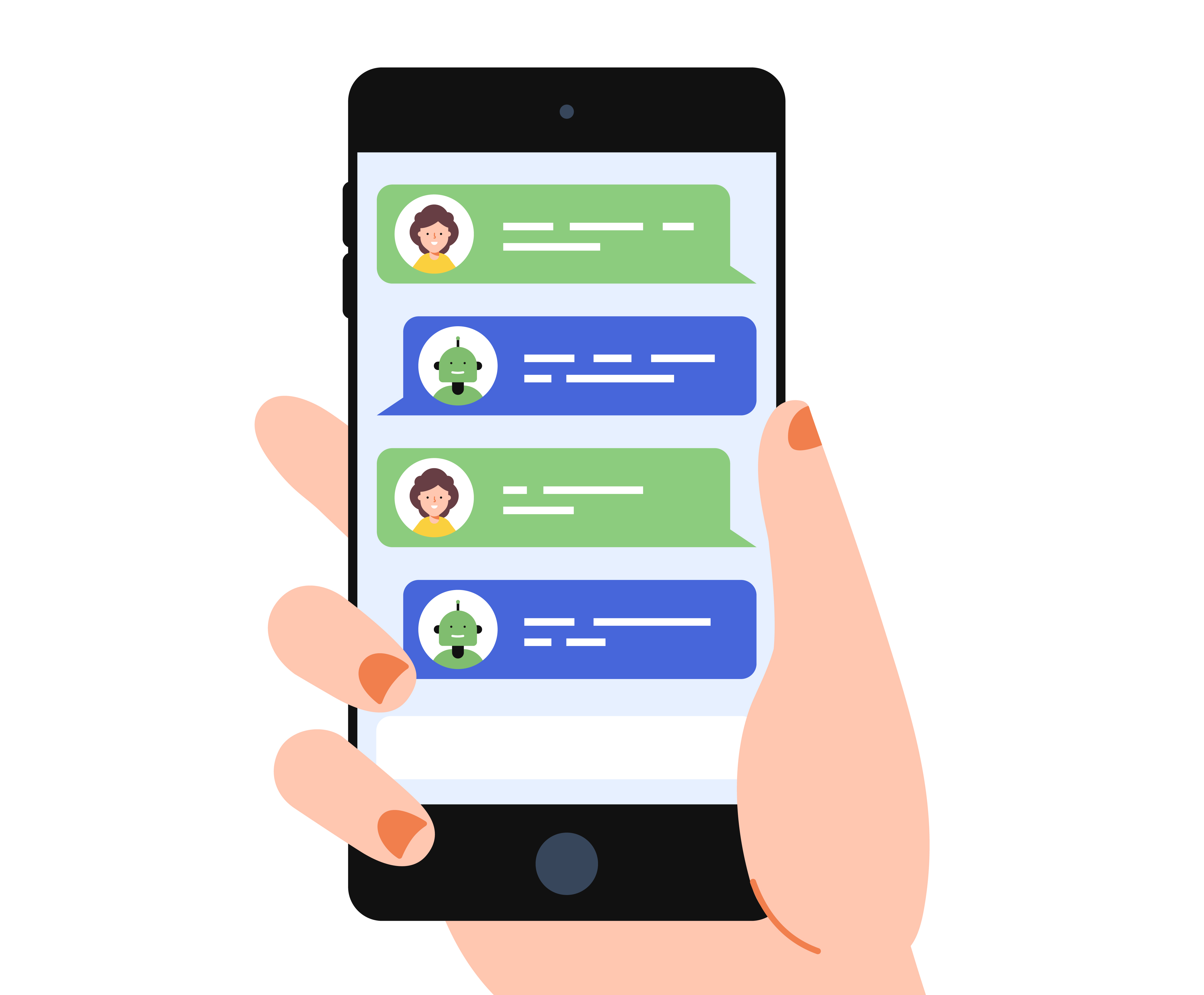 Facebook and Stanford researchers design a chatbot that