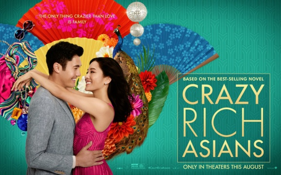 Crazy Rich Asians opened in U.S. theaters on August 15.