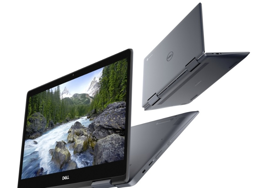 Dell has a new Inspiron branded Chromebook.