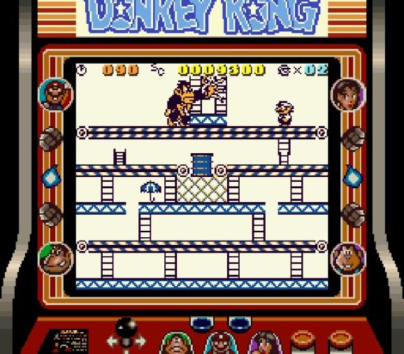 Donkey Kong '94.