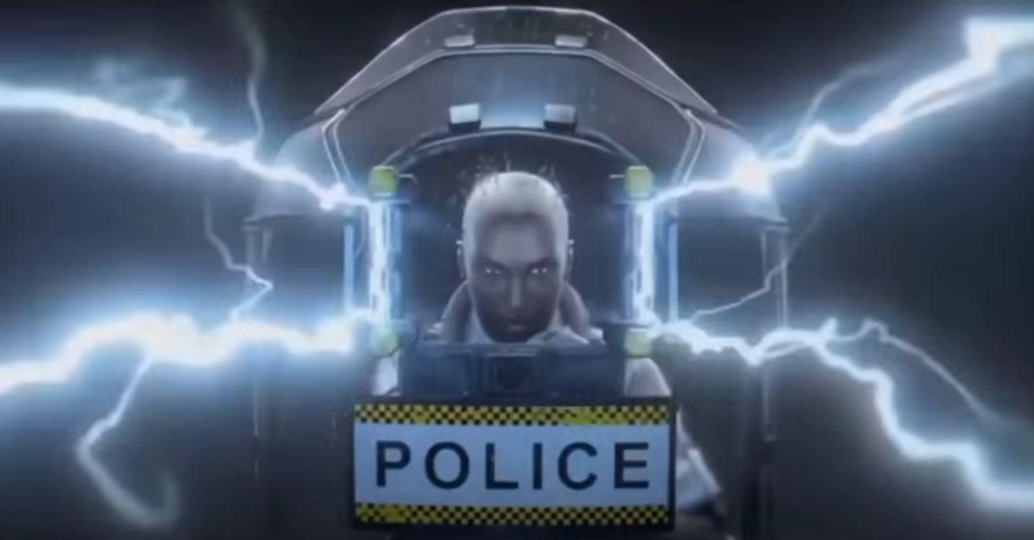 Rainbow Six: Siege's New Defender has a Shield that Shoots Lightning