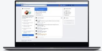 Facebook expands its Level Up livestreamer community program in Europe