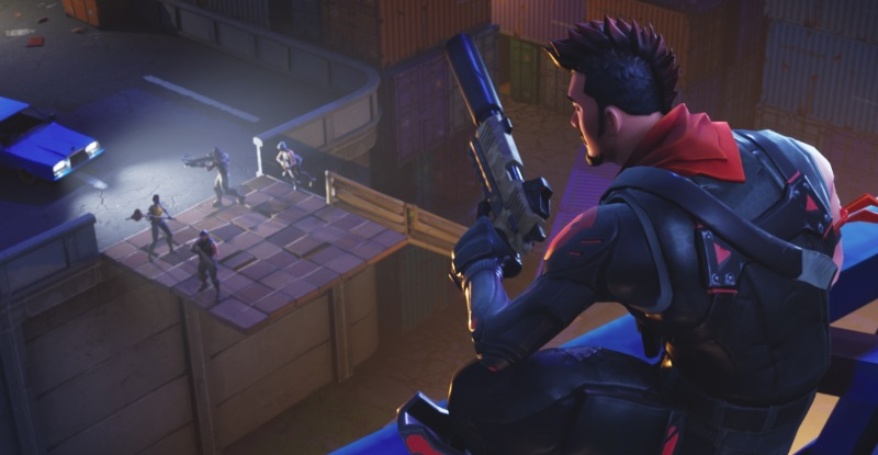 Fortnite won't be in the Google Play store.