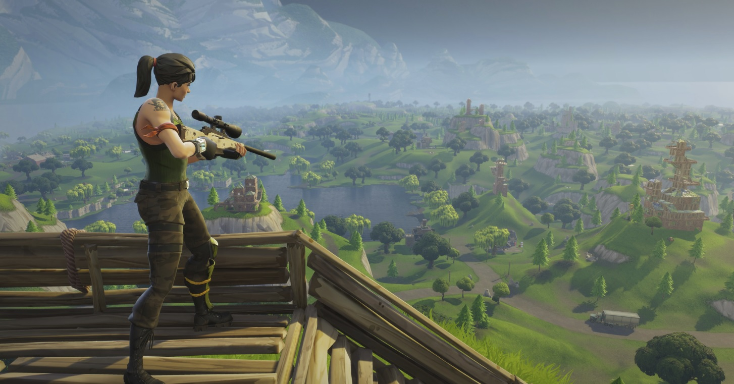 The DeanBeat: Fortnite underscores the competitive difference