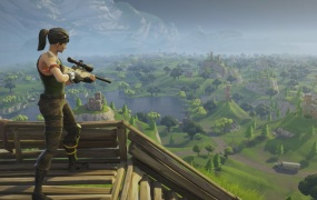 Epic Games takes a shot at sideloading Fortnite on Android phones.