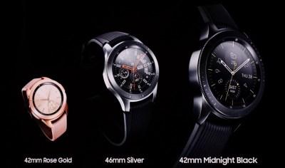 Samsung Galaxy Watch LTE starts at  380 eb4480681b1