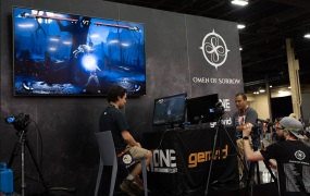 At Evo 2018, Chilean game developer AOneGames uses Genvid in a live tournament broadcast of its new Unreal Engine 4-based fighting game Omen of Sorrow.