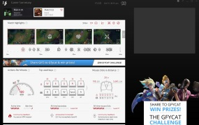 Gfycat and Overwolf make it easy to do gaming GIFs.
