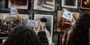 Holocaust Memorial Museum uses augmented reality to make history visceral