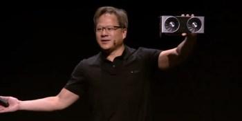 Nvidia stock falls $14 billion on crypto-related earnings preannouncement