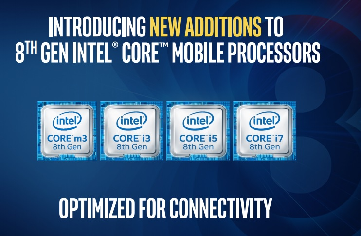 Intel announces new mobile processors at IFA in Berlin.