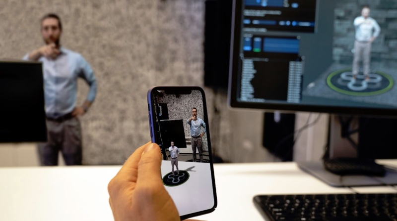 Jaunt is working on new augmented reality applications.