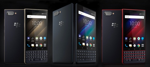 TCL's new BlackBerry Key2 LE.