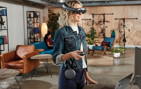 Magic Leap One will sell for $2,295.