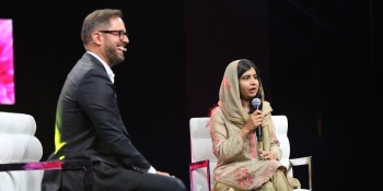 Malala Yousafzai on the importance of technology, education, and … magic
