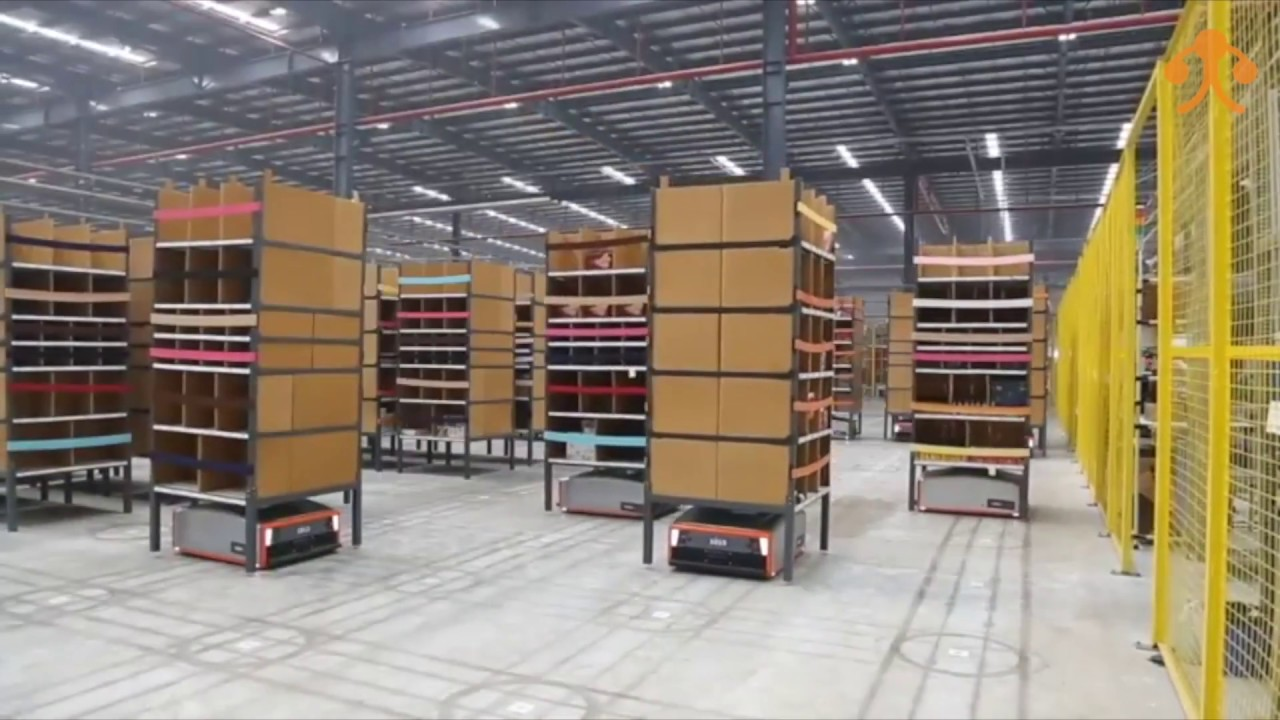 GreyOrange raises $140 million as the fulfillment robot industry heats up
