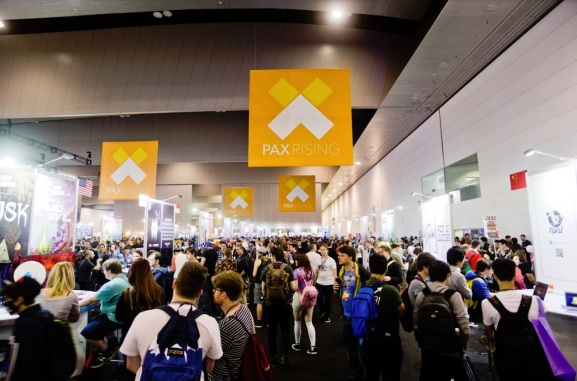 Melbourne International Game Week in 2017.