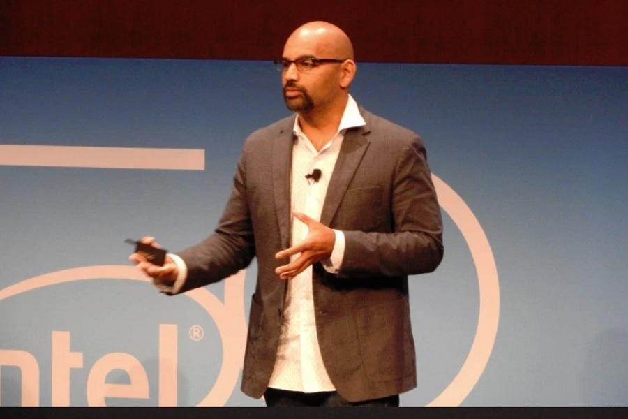 Naveen Rao is trained as both a computer architect and a neuroscientist.