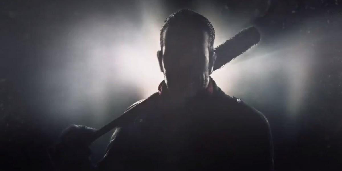 Negan in Tekken 7.