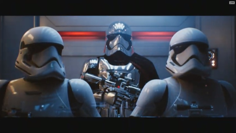 Nvidia's real-time ray tracing demo with Captain Phasma.