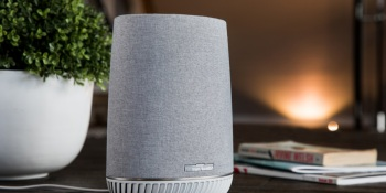 Netgear Orbi Voice combines mesh WiFi, Alexa-enabled smart speaker, and Harman Kardon audio