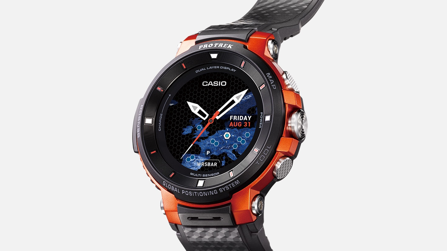 Casio unveils Pro Trek WSD F30, a rugged smartwatch that