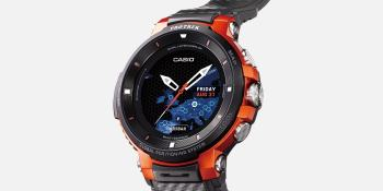 Casio unveils Pro Trek WSD-F30, a rugged smartwatch that lasts up to 30 days on a charge