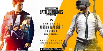 PUBG Mobile is getting Mission Impossible: Fallout battle royale mission