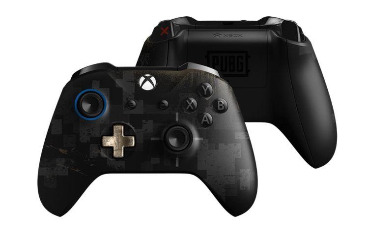 PlayerUnknow's Battlegrounds Xbox One controller.