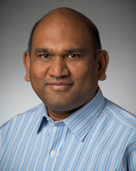 Srinivas Mukkamala, CEO of RiskSense