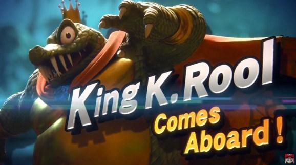 """Résultat de recherche d'images pour """"King K Rool Smash"""""""