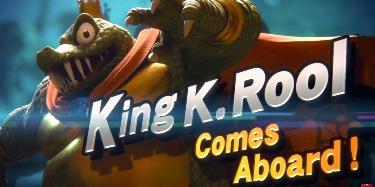 King K. Rool.