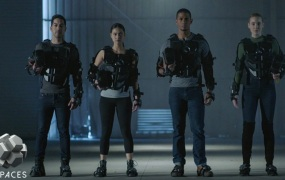 Spaces is starting with a Terminator Salvation experience in Irvine, California.