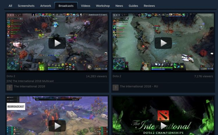 You can watch broadcasts on Steam right now, but maybe Valve wants you to have an easier way to do that using your browser.
