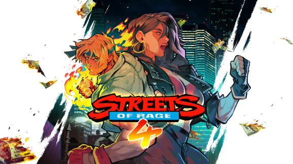Streets of Rage 4.