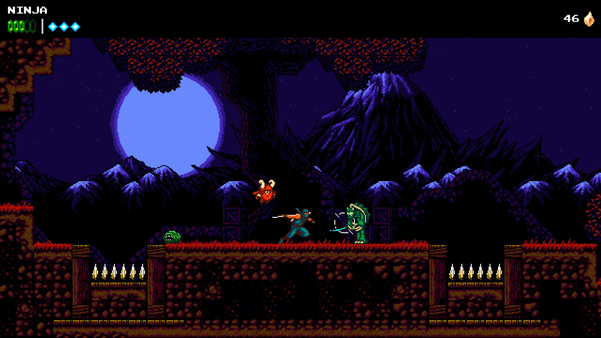 The Messenger Review More Than A Simple Ninja Gaiden Tribute