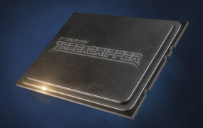 AMD's second-generation Threadripper chip.