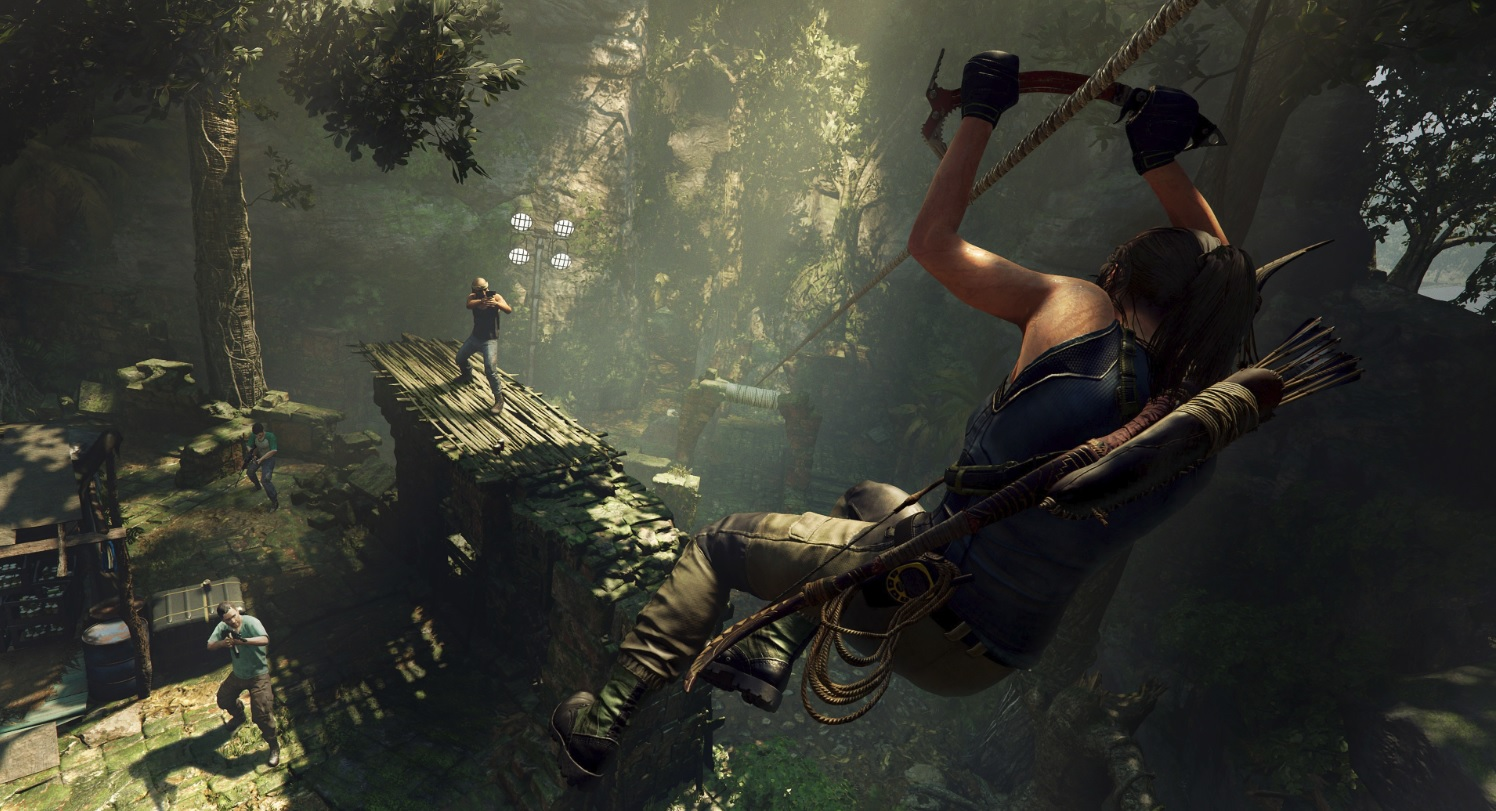 Shadow Of The Tomb Raider Hands On 4 Hours Of Gritty Epic Jungle Gameplay Venturebeat