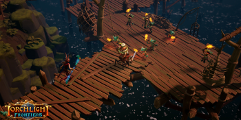 Torchlight Frontiers trailer reveals gameplay of the action RPG