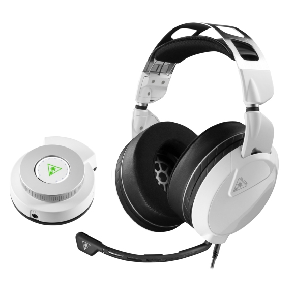 The Turtle Beach Elite Pro 2 and SuperAmp combo.